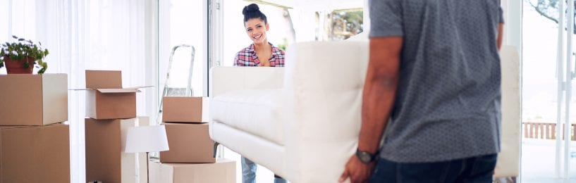 how much does it cost to ship furniture