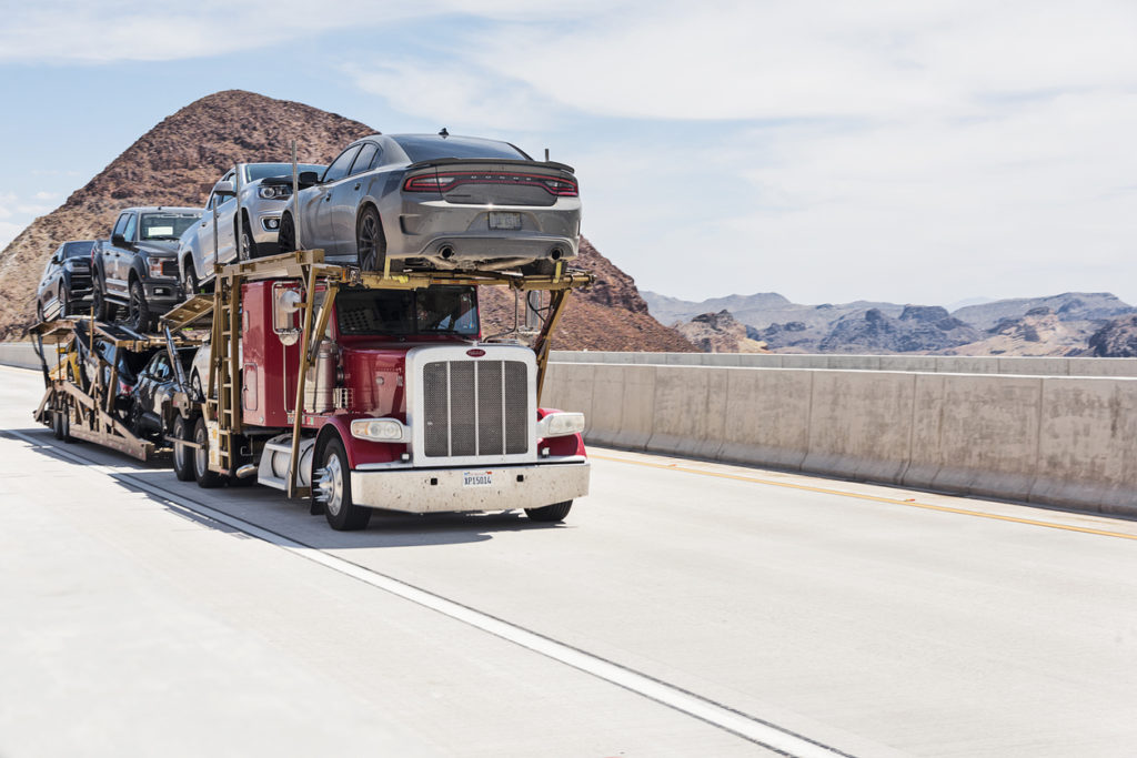 The Best Way to Ship a Vehicle Across the Country