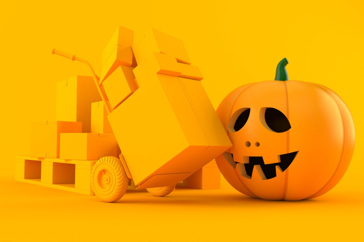 Let's Get Spooky: How Does Halloween Shipping Work?