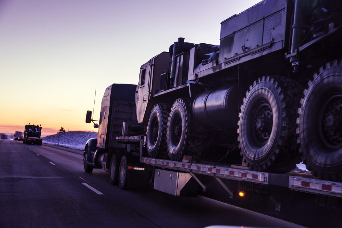 What is Specialized Freight Shipping?
